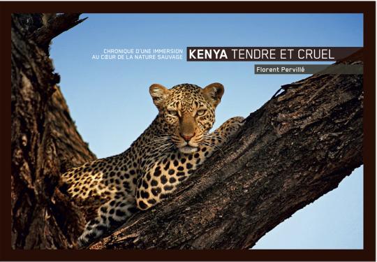 Florent Perville livre kenya